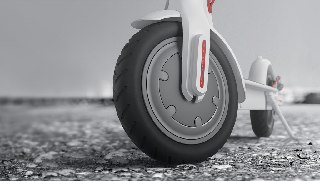 Электросамокат Xiaomi MiJia Electric Scooter Black